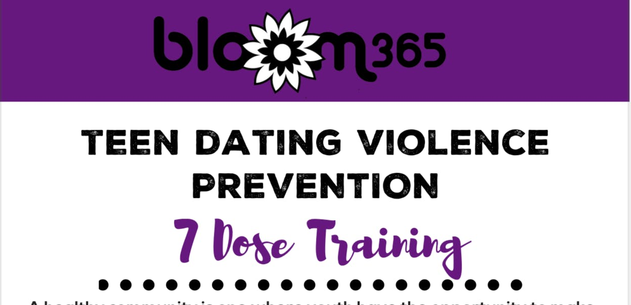 FREE- Teen Dating Violence Prevention Training