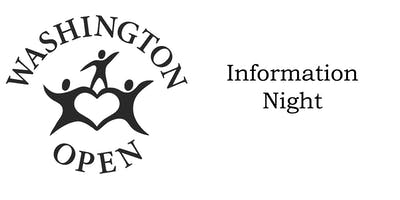 Washington Open Parent Information Night, January 17, 2019