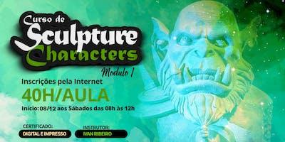 Sculpture Characters (Escultura Tradicional)