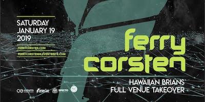 Ferry Corsten at Hawaiian Brian's
