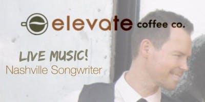 "Elevate Coffee Co. Presents: Nashville Songwriter \""Ryan Nicholson\"" - December 7th, 2018"