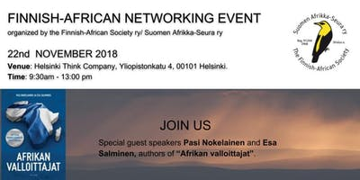 2018 Finnish-African Networking Event