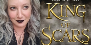 Leigh Bardugo discussing King of Scars!