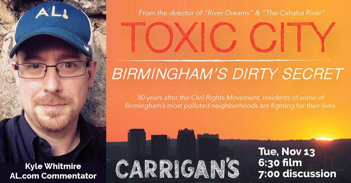 Toxic City: Birmingham's Dirty Secret