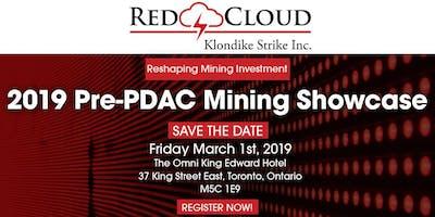 RCKS 2019 Pre-PDAC Mining Showcase