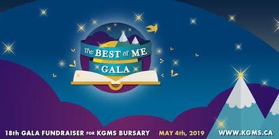 KGMS Best of Me Gala