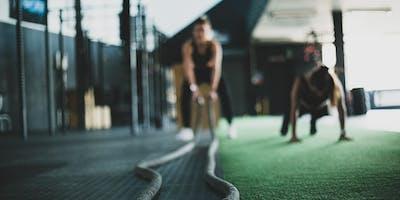 FREE Fitness Class - BEKN + Fight Gravity Fitness
