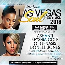 Las Vegas Soul Festival logo