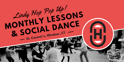 Lindy Hop Pop Up @ St. Casimir\
