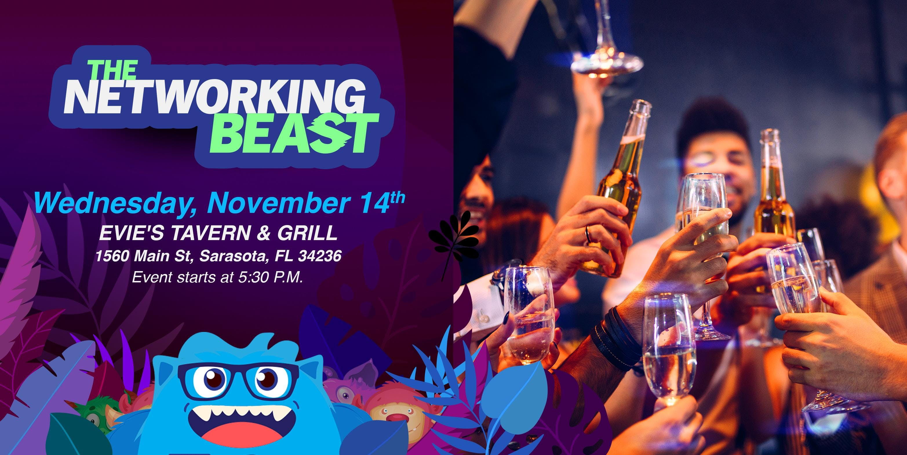 The Networking Beast - Come & Network With Us