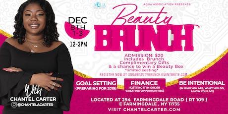 Beauty Brunch: Self Love Edition tickets