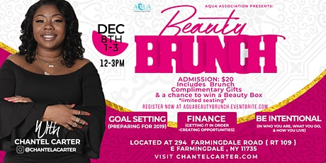 Beauty Brunch: Self Love Edition tickets