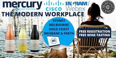 The Modern Workplace inc. Wine Tasting - GOLD COAST