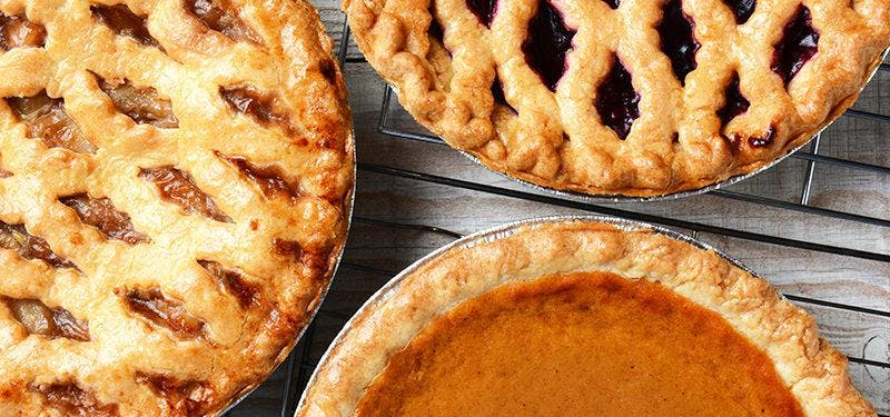 Thanksgiving Pie Giveaway!!!