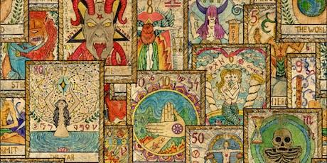 Practical Magic Tarot: The Magical Journey into the Major Arcana Tickets