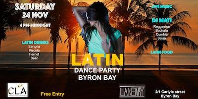 The Latin Night - Byron Bay