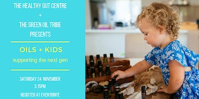 Essential Oils for Kids - Support the Next Gen