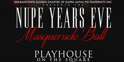 NUPE YEARS EVE MASQUERADE BALL