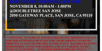 November 8 Job Fair