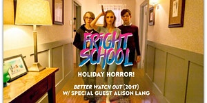 Fright School: Holiday Horror