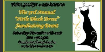 "Bonner Homeless Transitions \""Little Black Dress Event\"""