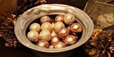 The JINGLE BALLS Christmas Chocolate Workshop!