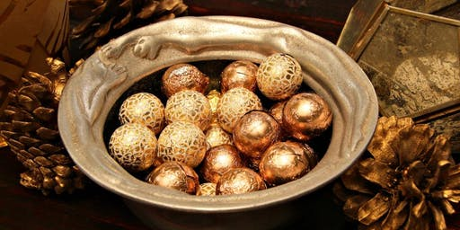 The JINGLE BALLS Christmas Chocolate Workshop! (Group booking)