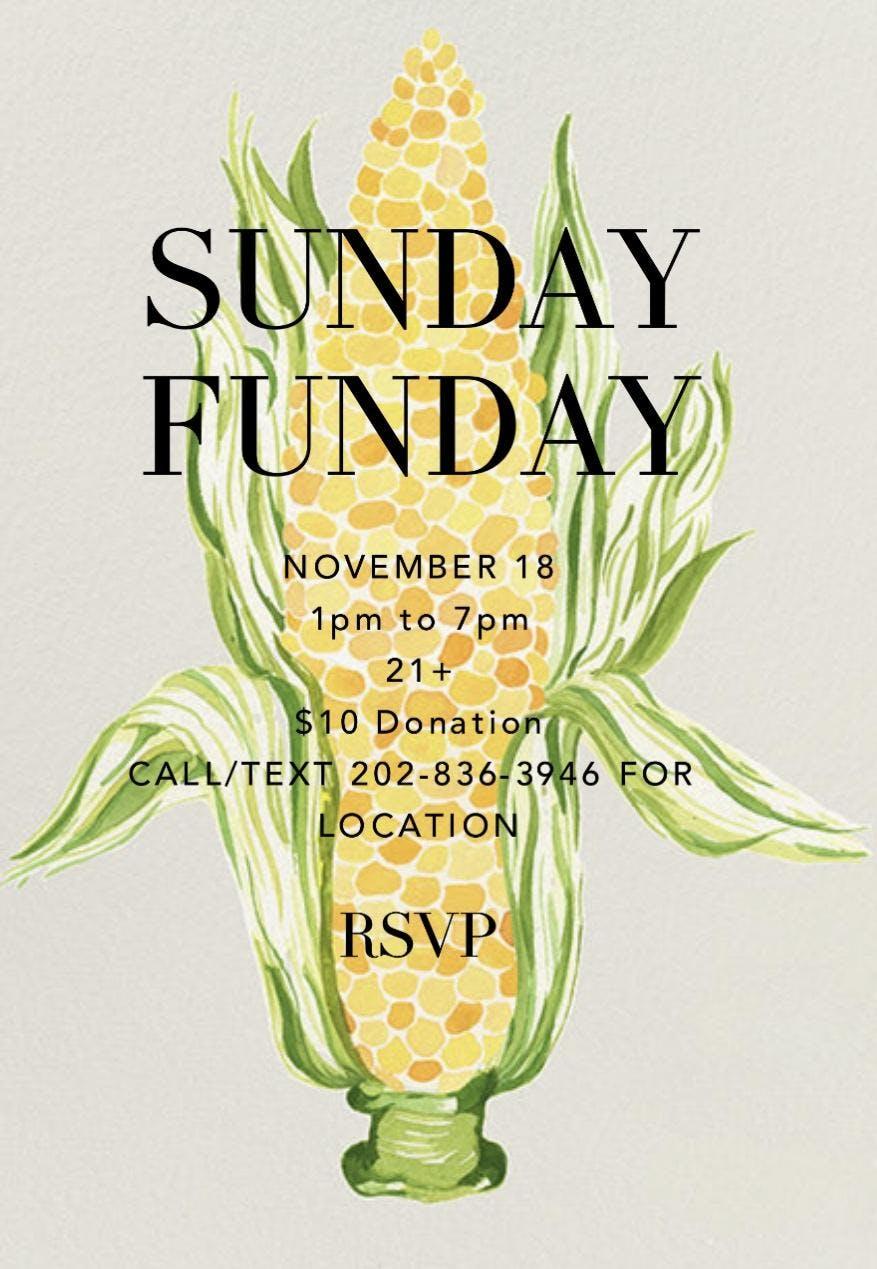 Art & Edible World Sunday