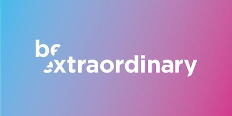 Be Extraordinary Talk Series | November 21, 2019 tickets