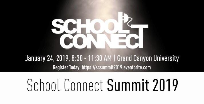 School Connect Summit 2019