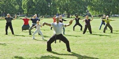 Stillness in Movement: Tai Chi Relaxation Retreat