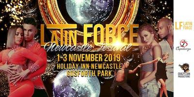 Latin Force Newcastle Festival