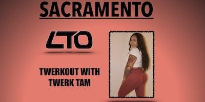 Sacramento Twerkout with Twerk Tam