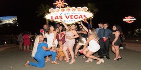 The Best Party Bus Club Crawl In Vegas (S) tickets