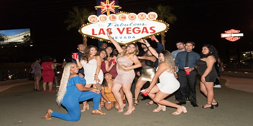The Best Party Bus Club Crawl In Vegas (Saturday)