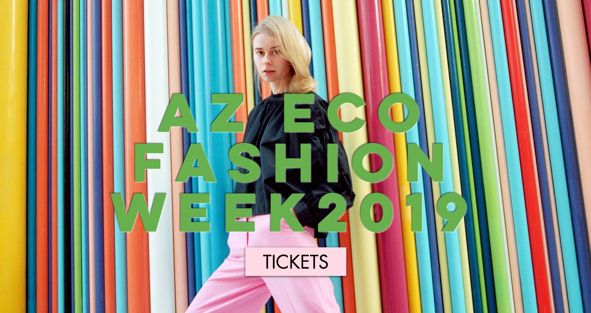 Arizona Eco Fashion Week Social Hour Early Bird Pricing - FROW VIP