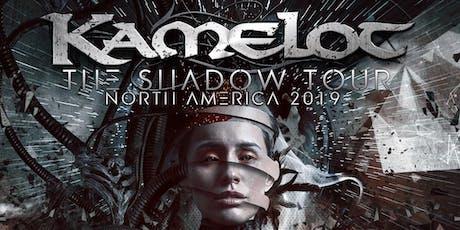 Kamelot @ Jannus Live tickets