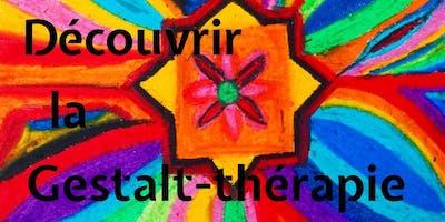 Soirée decouverte de la Gestalt-thérapie