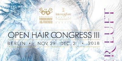 30.11. Open Hair Congress III Berlin (30.11 & 1.12.)