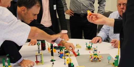 "Chicago Advanced Certification in ""Playing with Strategy""  LEGO® SERIOUS PLAY® methods"