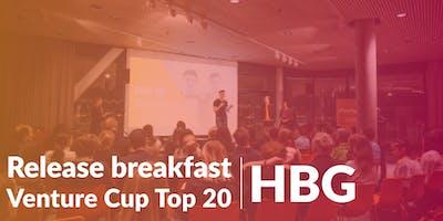 Release Breakfast Venture Cup Top 20- Helsingborg