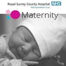 Royal Surrey County Hospital logo