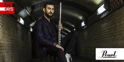 TwoDays 2018: PEARL I Flute Workshop mit Nerses Ohanyan