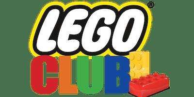 4th Grade Lego Club 2018