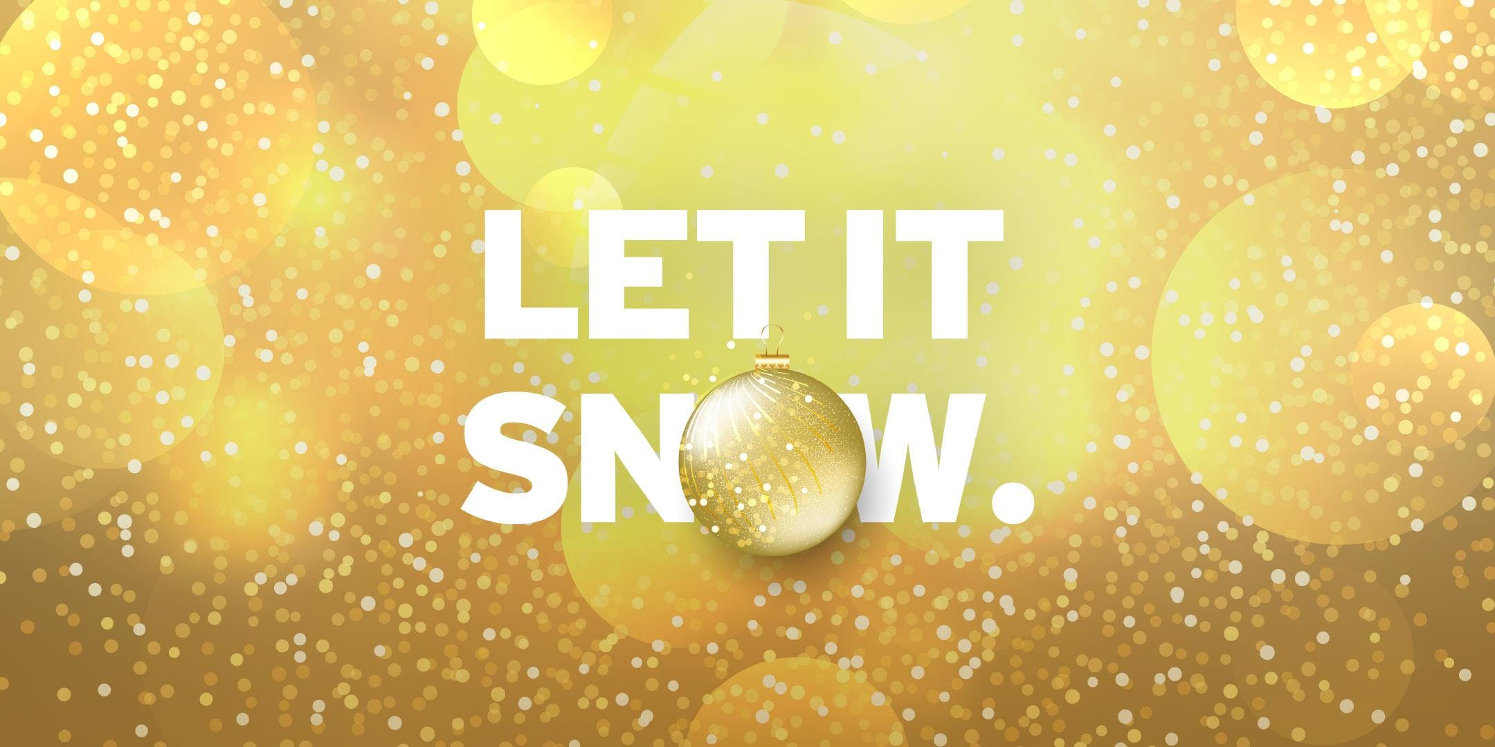 Spaces Annual Christmas Party: Let It Snow
