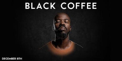 黑咖啡;洛杉矶