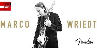 TwoDays 2018: Fender Produktvorführung I Marco Wriedt