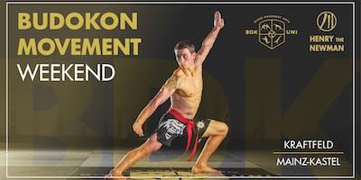 Budokon Movement Weekend | MAINZ