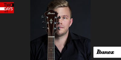 TwoDays 2018: Ibanez Percussive Fingerstyle Guitar Workshop I David Sehling