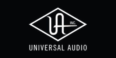 TwoDays 2018: Universal Audio OX/Apollo I Workshop
